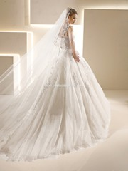 Свадебное платье Selva от La Sposa продам или напрокат