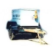 Агрегат питания сварки АДД-2х2501